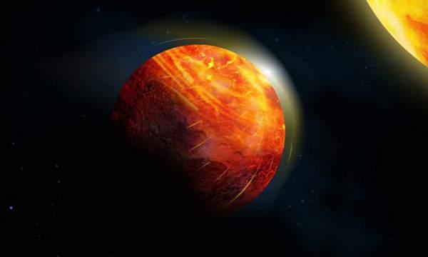 """Hành tinh """"địa ngục"""" với mưa nham thạch, gió siêu âm"""