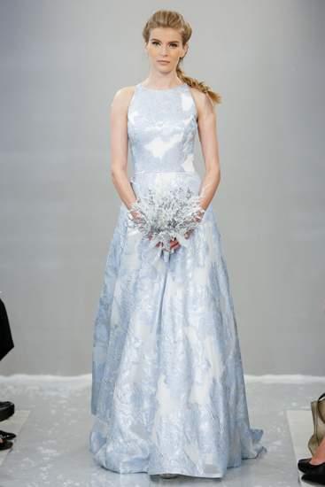 Các mẫu váy nổi bật Tuần thời trang cưới Xuân Hè 2015 7