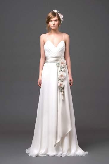 Các mẫu váy nổi bật Tuần thời trang cưới Xuân Hè 2015 3