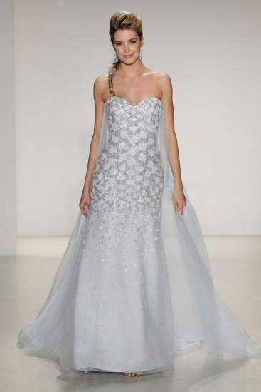 Các mẫu váy nổi bật Tuần thời trang cưới Xuân Hè 2015 5