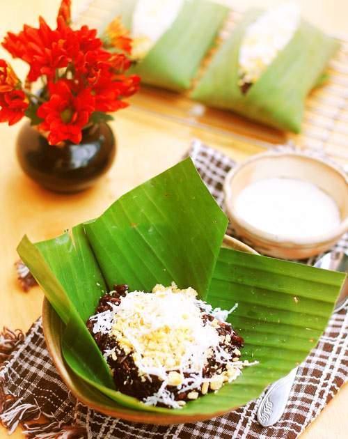 Các món xôi ngon nóng hổi, ấm bụng cho bữa sáng mùa thu 4
