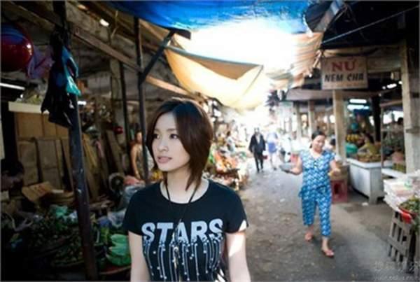 """""""Mỹ nữ Nhật rong chơi ở Việt Nam"""" nuột nà như gái 18 3"""