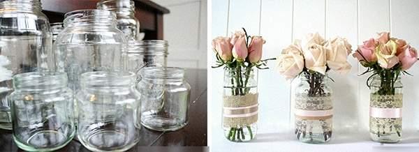 Các kiểu chế đồ cũ làm lọ hoa hữu ích đến không tưởng 16