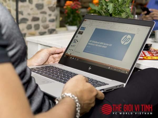 HP EliteBook 830 G5: laptop xứng tầm cho business 3
